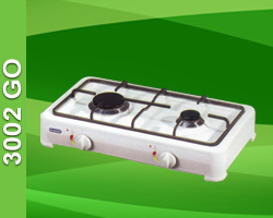 LPG Gas Cooker With 2 Burners