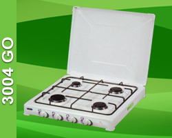 LPG Gas Cooker With 4 Burners